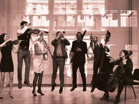 Decoda, the first Affiliate Chamber Ensemble of Carnegie Hall, will perform at Modfest.