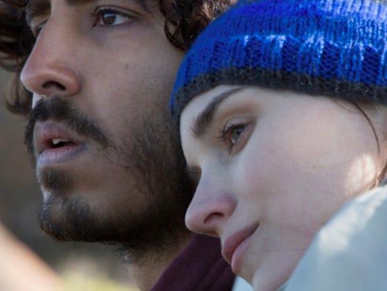 "Dev Patel and Rooney Mara star in ""Lion."""