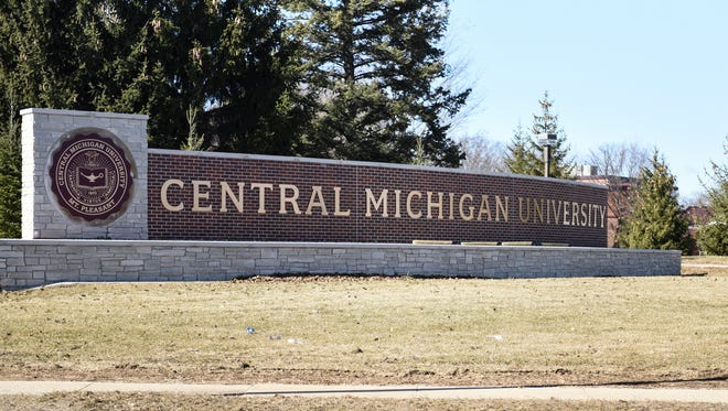 The campus of Central Michigan University in Mt. Pleasant, Michigan was on lockdown Friday, March 2, 2018, after a student shot and killed his parents.  The suspect is still at large.