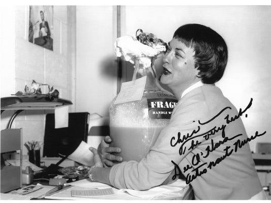 NASA Nurse Dee O'Hara
