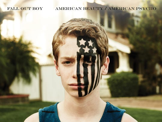 The cover of Fall Out Boy's 'American Beauty/American