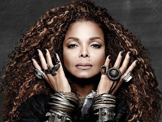 Janet Jackson's 'Unbreakable,' her first studio album