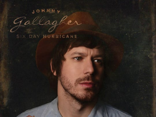 Delaware native Johnny Gallagher releases his debut solo album Jan. 15, followed by a show at World Cafe Live at the Queen in Wilmington the next week.