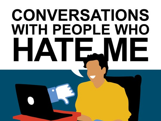 "Dylan Marron's ""Conversations With People Who Hate Me"" is now available through Night Vale Presents."