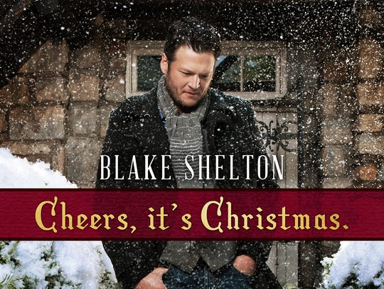 "Blake Shelton's ""Cheers, It's Christmas"""