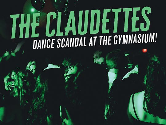 """Dance Scandal at the Gymnasium!"" by The Claudettes"