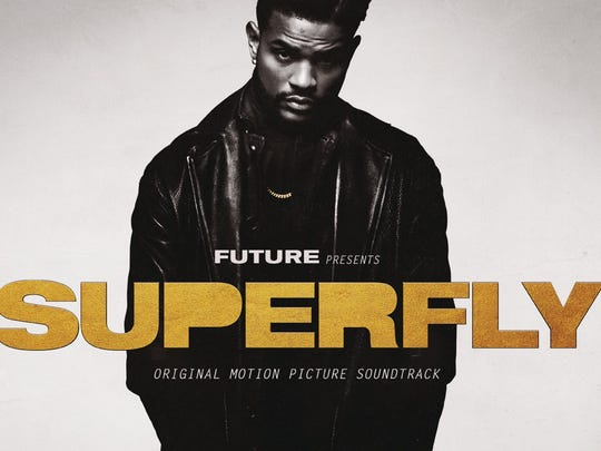 """The """"Superfly"""" soundtrack, curated by Future, features various acts."""