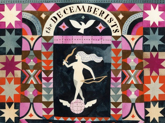 """The Decemberists released their latest album, """"What"""