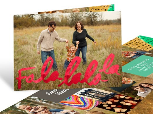 9 resources for holiday greeting cards that stand out a holiday card option from pear tree greetings m4hsunfo