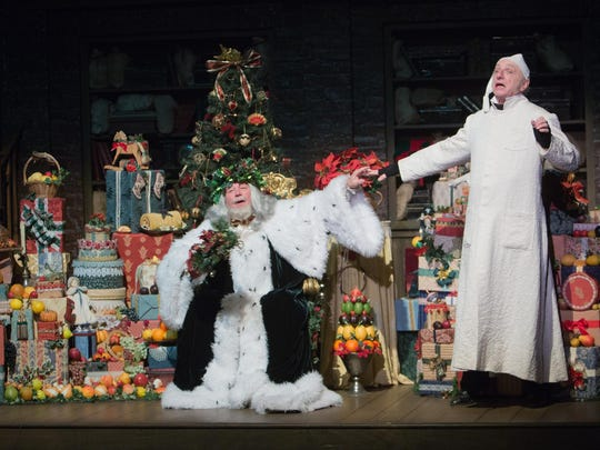 "See ""A Christmas Carol"" at Meadow Brook Theatre through Dec. 22."