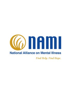 NAMI, or National Alliance on Mental Illness