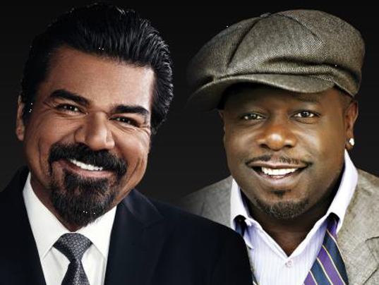 George Lopez & Cedric the Entertainer are coming to Louisville