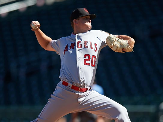 Grayson Long, acquired from the Los Angeles Angels