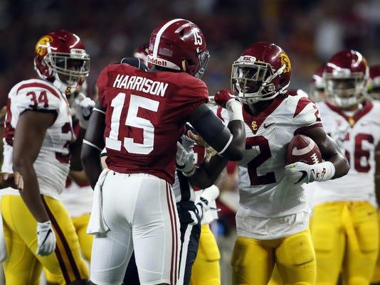 NCAA Football: Alabama vs Southern California