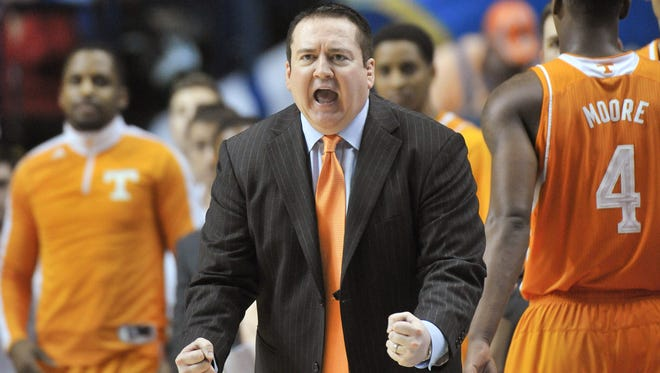 Former Tennessee coach Donnie Tyndall and his attorney will state their case to the NCAA again Thursday.