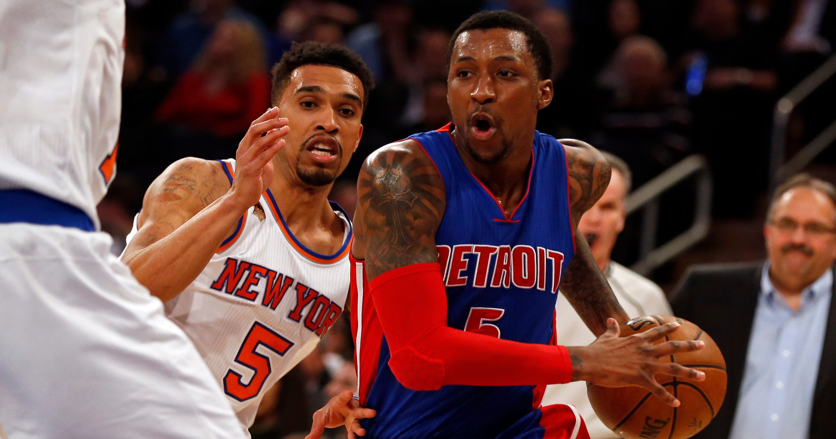 1947dde173f Kentavious Caldwell-Pope agrees to deal one-year with Lakers