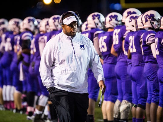 Former Muncie Central coach Adam Morris will now guide