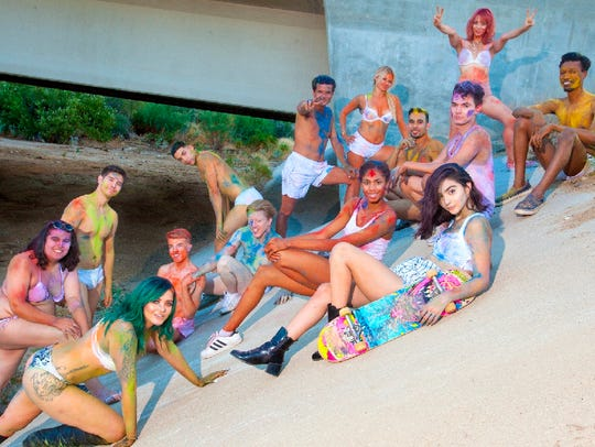Our rainbow models are Coachella Valley LGBTQ residents