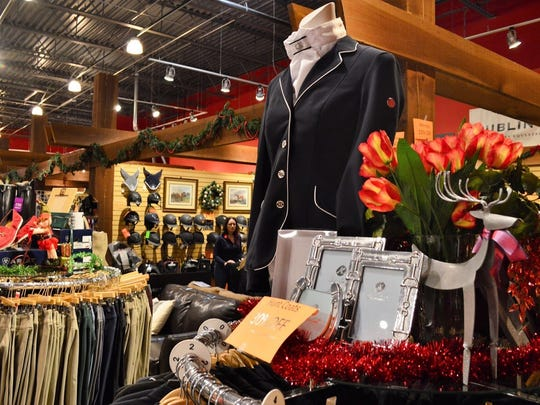 Equus Now! opening in Loveland this April sells a variety of English equestrian apparel and supplies.