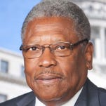 Senate Transportation Chairman Willie Simmons, D-Cleveland
