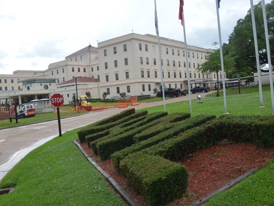 ANI VA Hospital Alexandria VA Medical Center in Pineville, La. Monday, June 9, 2014.-Melinda Martinez/mmartinez@thetowntalk.com