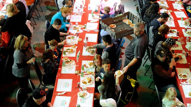 Feast of Sharing, H-E-B's annual gift to the community, is planned for Dec. 7 at the Abilene Convention Center..