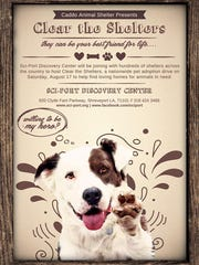 event-clear the shelters