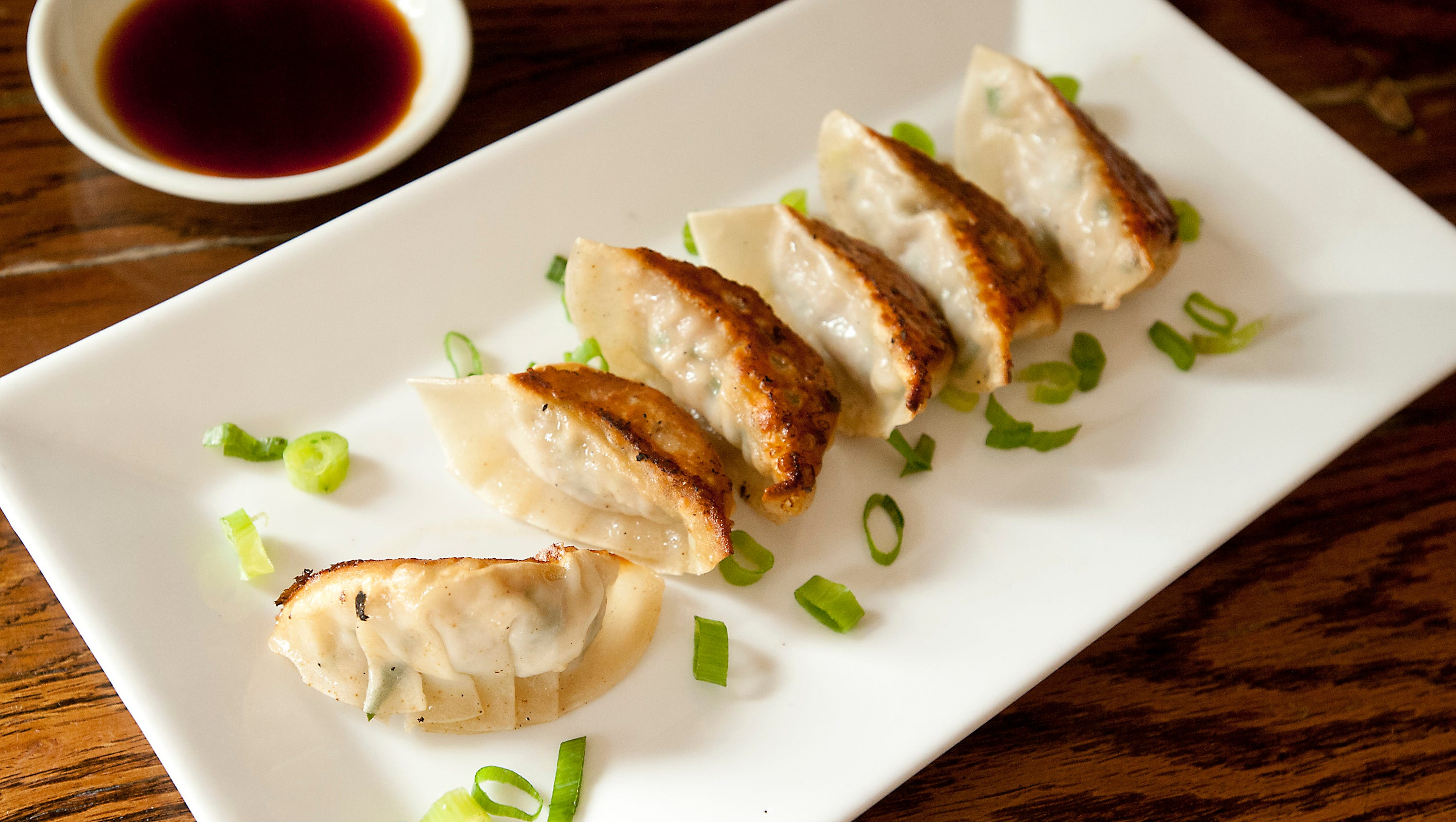 Louisville Dragon King S Daughter Recipe For Pork Gyoza Cook S Corner
