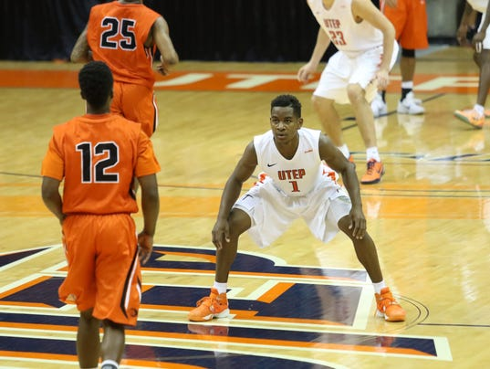 UTEP vs East Central Oklahoma 10