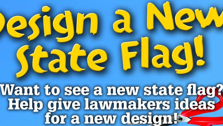 Design a new state flag for Mississippi.