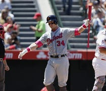 Detroit hitters had no answer for Alex Meyer in a ...
