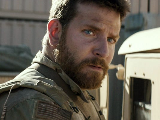 AP FILM REVIEW AMERICAN SNIPER A ENT