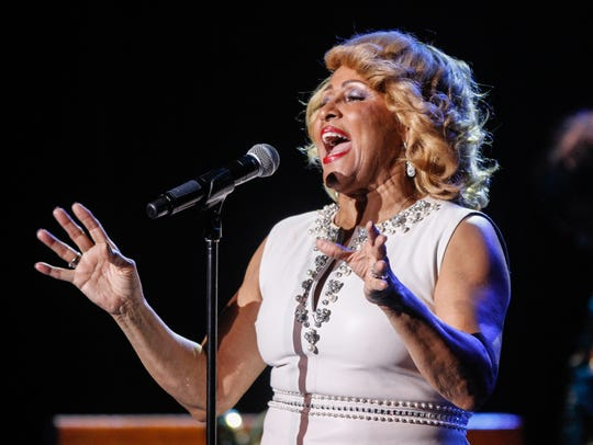 Rock and Roll Hall of Famer Darlene Love will perform