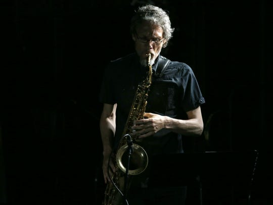 Ole Mathisen with IKONOSTASIS at the Rochester Jazz
