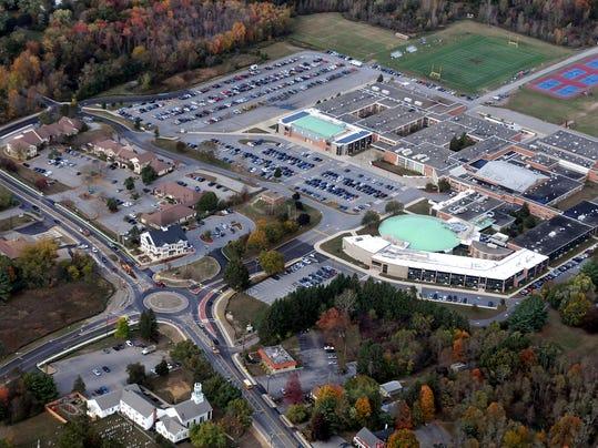 Arlington High School Car Accident