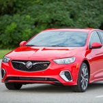 First Drive: 2018 Buick Regal GS debuts with more power and room