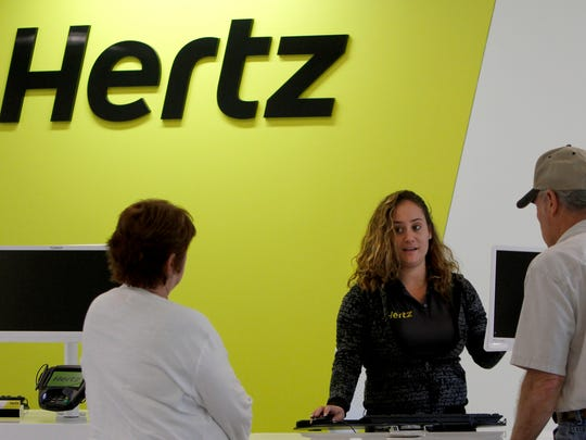 Business growth: The global headquarters for Hertz is scheduled to open later this year.