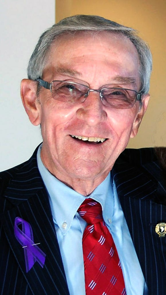 Longtime Marshall County Judge Executive Mike Miller died Monday after being stricken while at work.