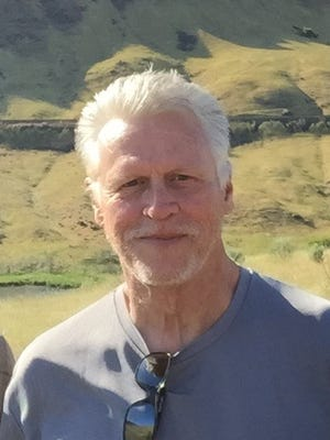 Tom Shakespeare, 63, died while climbing South Sister on Tuesday, Aug. 30.