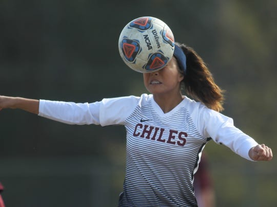 The Chiles girls soccer team is 10-4-1 this year, having beaten Leon and Navarre, lost narrowly to Niceville and tied Lincoln in recent games.