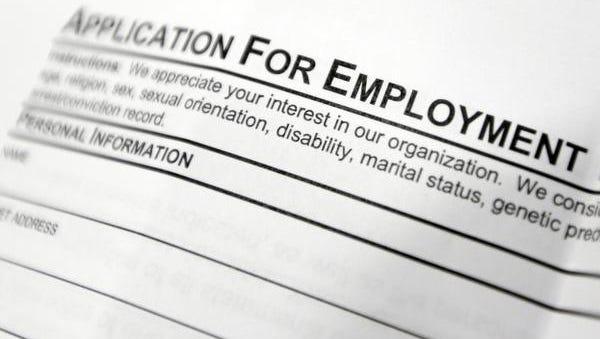 Greenville's job market