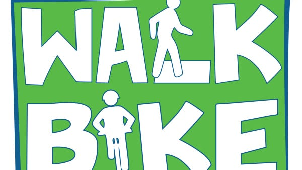 National Walk to School Day is Wednesday.