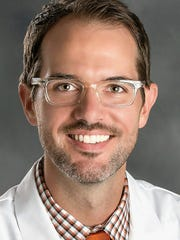 Dr. Nicholas Gilpin is chief medical officer at Beaumont Hospital, Grosse Pointe in Michigan.