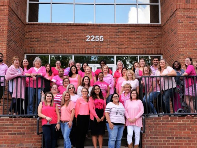 Southern Fidelity goes pink