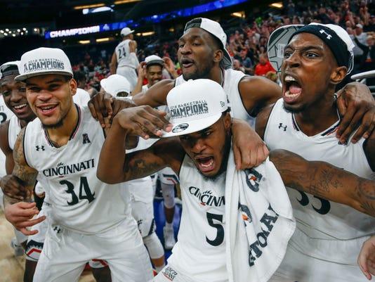 USP NCAA BASKETBALL: AMERICAN ATHLETIC CONFERENCE S BKC USA FL