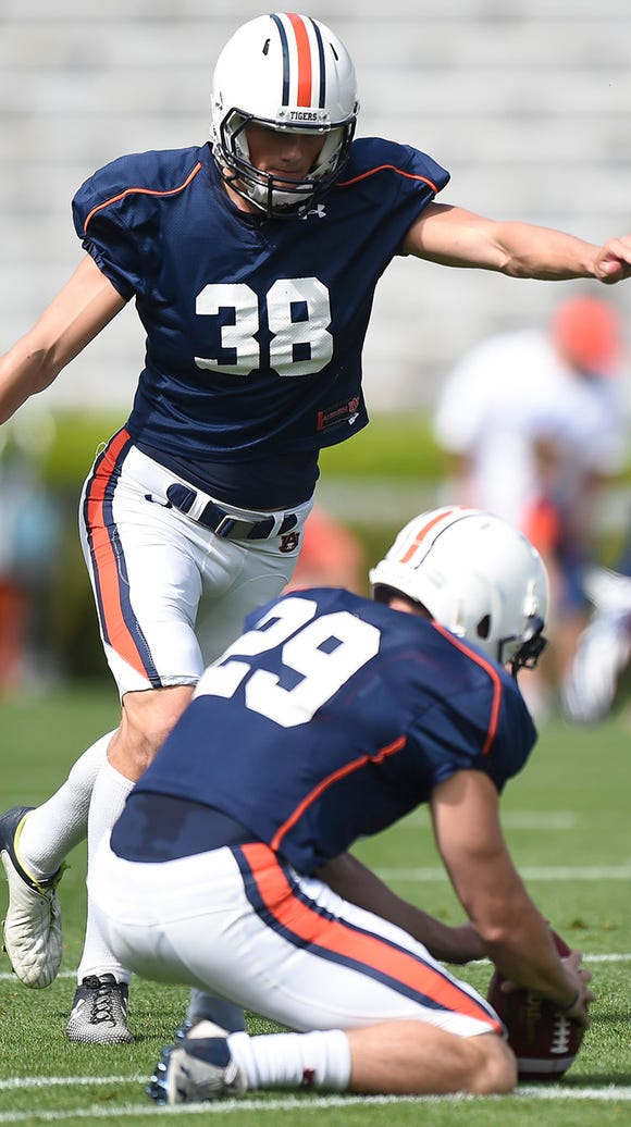 Daniel Carlson has all offseason to think about his