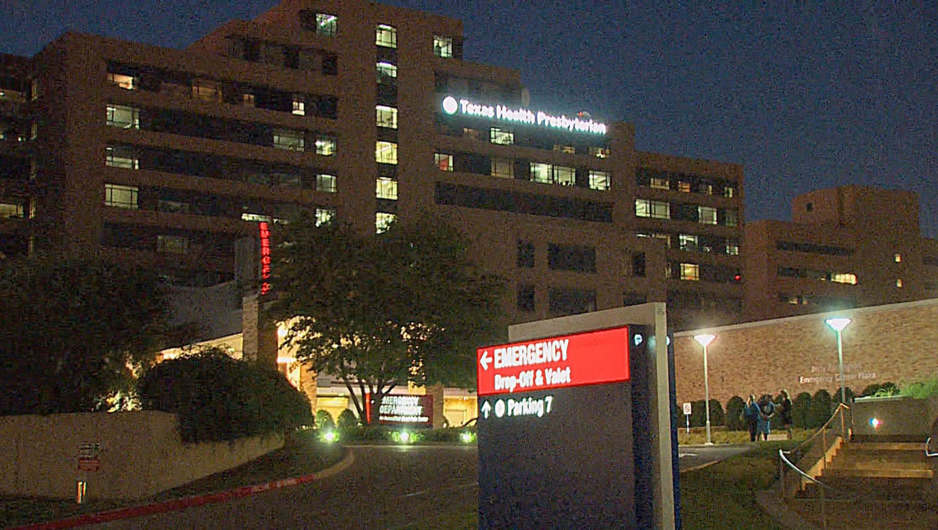 CDC: Ebola confirmed in Dallas patient