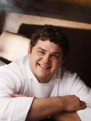 Kelly English, chef/owner of Restaurant Iris and The