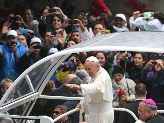 AP BRAZIL RELIGION IN LATIN AMERICA I BRA