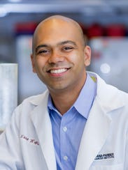 Dr. Nikhil Wagle is a breast cancer oncologist and